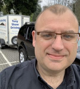 Tony Shaw Driving - Gloucestershire & Herefordshire