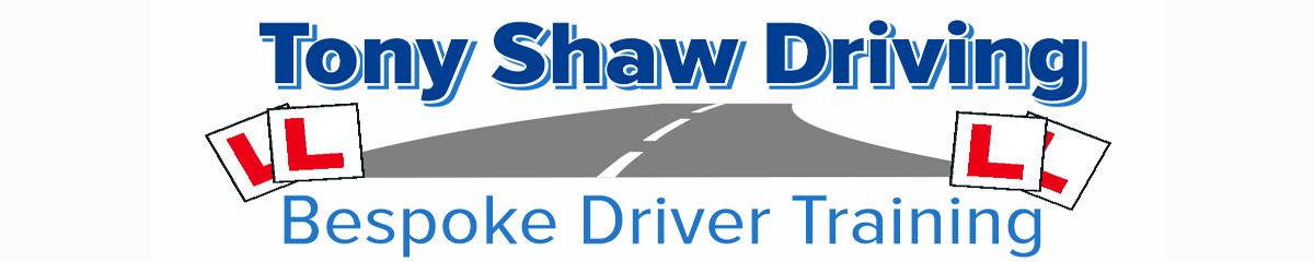 Tony Shaw Driving